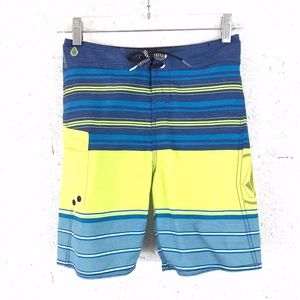 Volcom Mod-Tech 7X Elastic Waist Band, Board Short